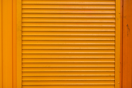 Roller shutter texture, usable for graphic design or print Imagens