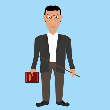 adult male: Muslim male teacher
