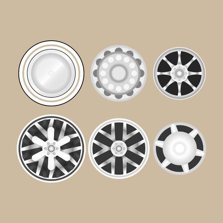 alloy: Car disks