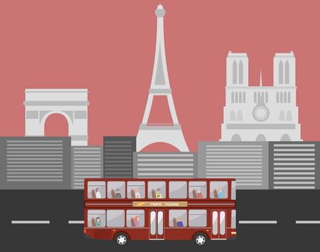 decker: Double decker in Paris