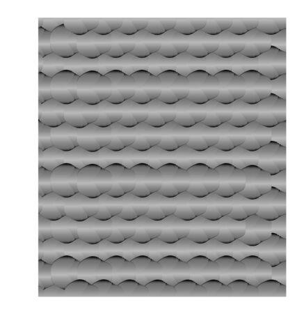 escamas de peces: Las escalas de pescados patrón transparente