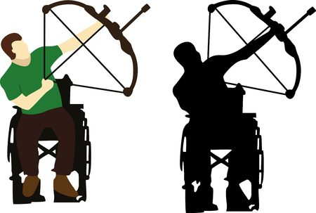 disable: Disable Handicap Sport: archery