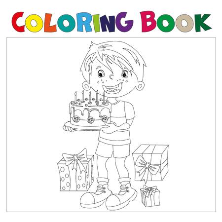 Großartig Kuchen Malbuch Galerie - Ideen färben - blsbooks.com