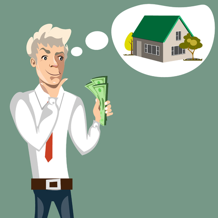 Man to consider the purchase of My Home