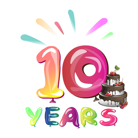 tenth: The tenth anniversary.