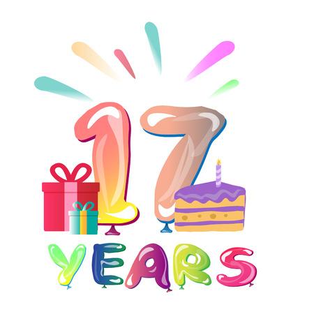 Happy 17th year anniversary
