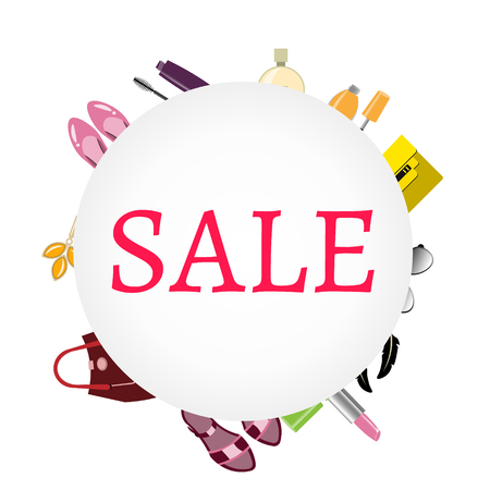 Sale banner women s accessories.
