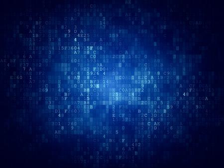デジタル コードの背景