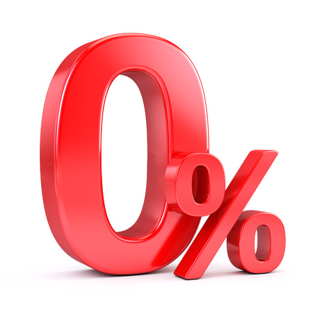 Zero percent Stock fotó - 36630229