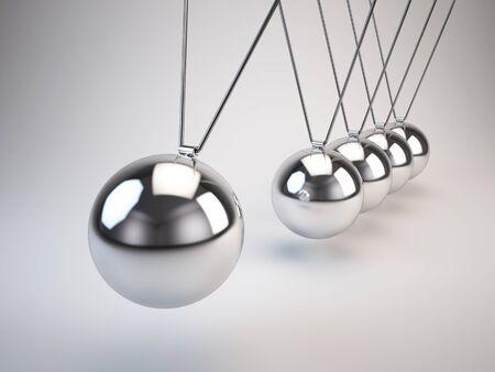cradle: Balancing Balls Newtons Cradle