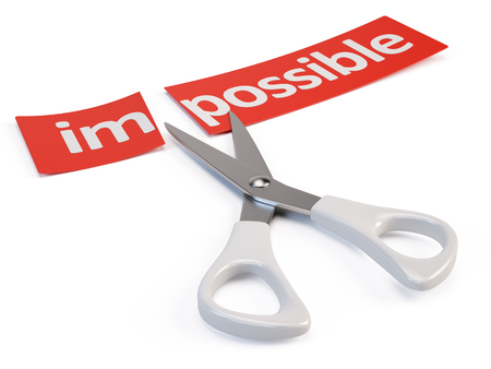 cut price: Impossible to possible concept