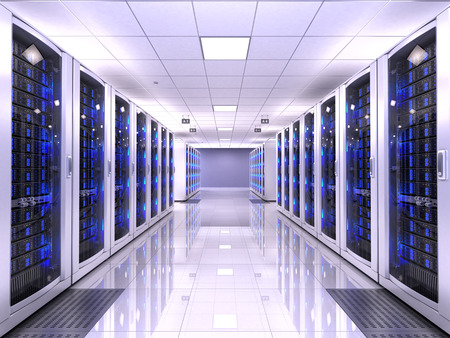 Server room 스톡 콘텐츠