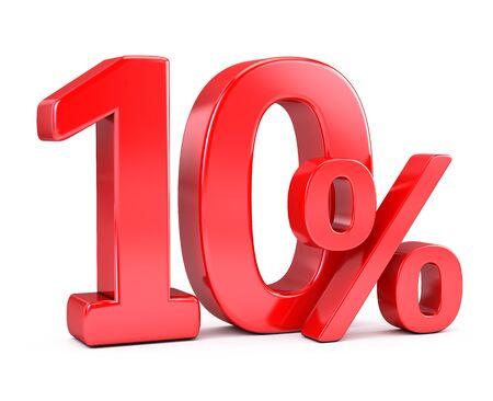 ten: ten percent discount