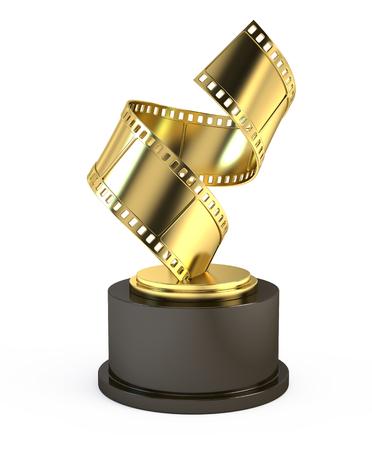 cinta pelicula: Oro Película Premio Película