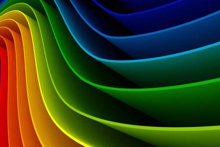 3d colorful background Banque d'images - 95928523