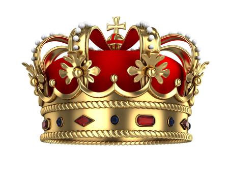Royal crown crown Banque d'images - 98146752