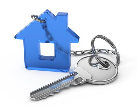 Home key Banque d'images - 122856139