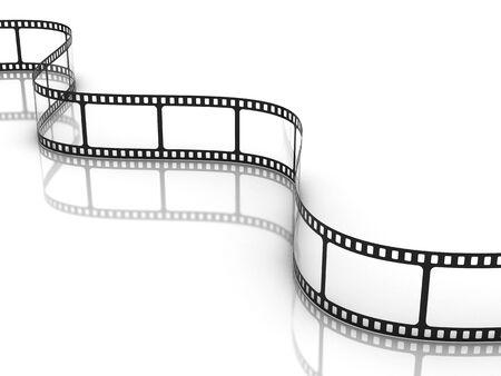 Film strip Фото со стока
