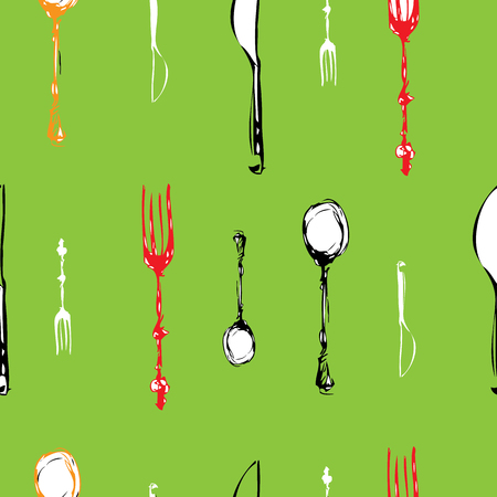 table knife: cutlery set pattern