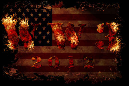 World war 3 nuclear background, a sensitive world issue, useful for various icon, banner, background, global economy conceptual design. Stock Photo - 12649238
