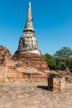 gautama: Temples of Thailand Ayutthaya historical park, useful for travel concepts
