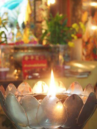 buddism: The Candle