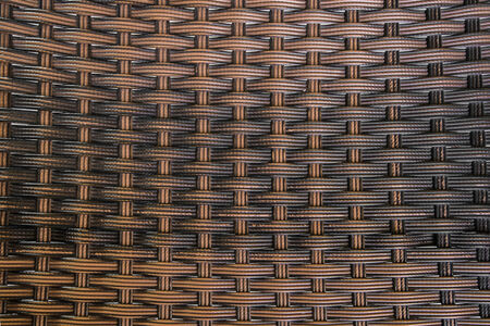 weave: Rattan weave pattern texture, horizontal