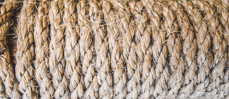 texture twisted: twisted rope texture, panorama