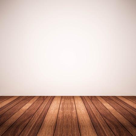 houten vloer wit witte muur