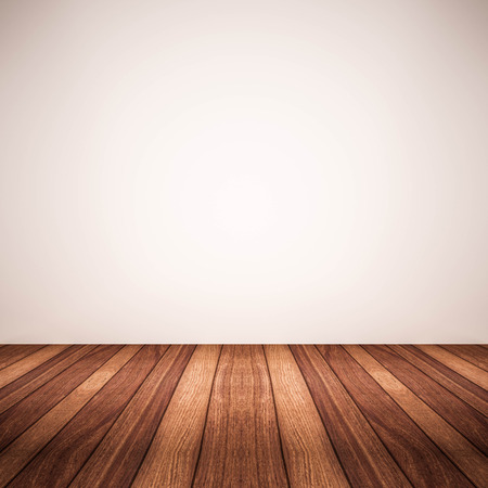 wood floor white white wall