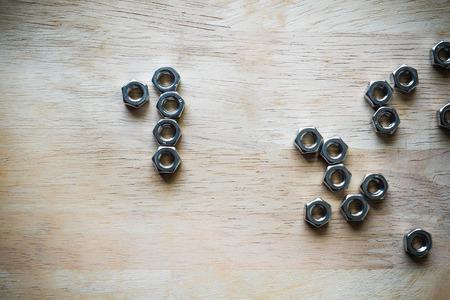 congruity: vite nodo allineato come numero 1
