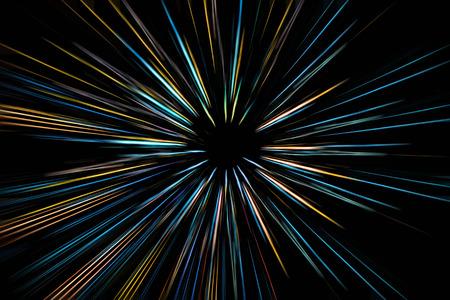 Fondo de movimiento de velocidad abstracta Foto de archivo - 41833147