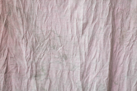 tatter: Old dirty rag fabric crumpled texture