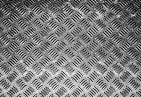 diamond plate: Metal diamond plate texture