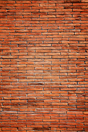 brick red: Brick texture