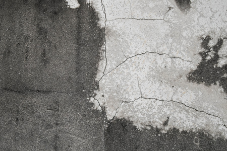 cracked concrete: Close-up cracked concrete wall texture
