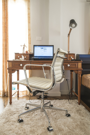 home office: Home office working space