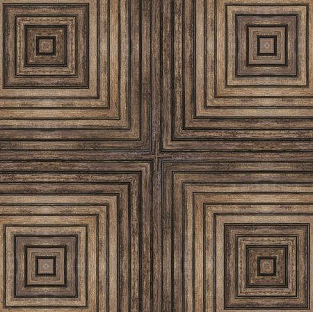 parquet floor layer: Wood texture, square layers pattern. material pattern design