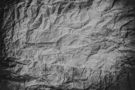 rumple: Old crumpled paper texture, crumpled paper, paper texture background Stock Photo