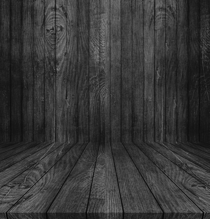 black wood texture: Black wood texture background Stock Photo