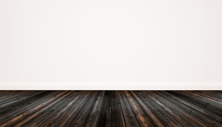 hardwood: hardwood floor and white wall