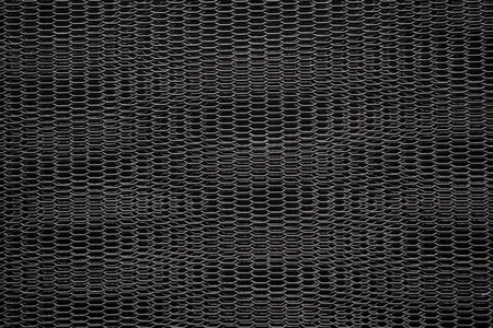 expanded: Black Expanded Metal Plates Texture Stock Photo