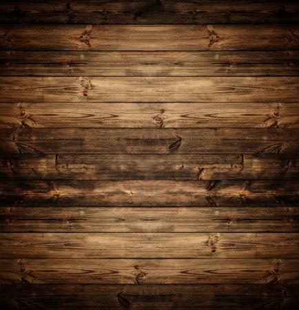 vignette: Wood texture, vignette border Stock Photo