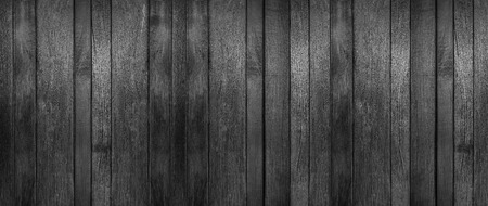Wood texture, wood background, texture background. black wood texture panorama
