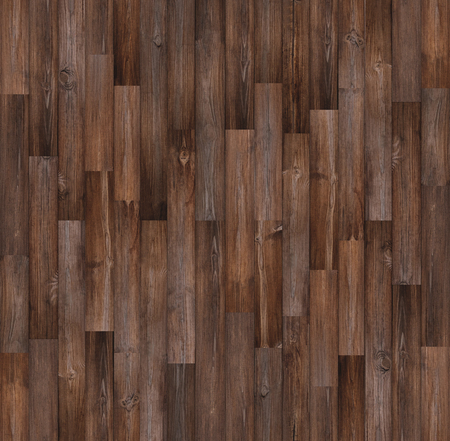 Dark Wood Floor Texture Background Seamless Stock Photo