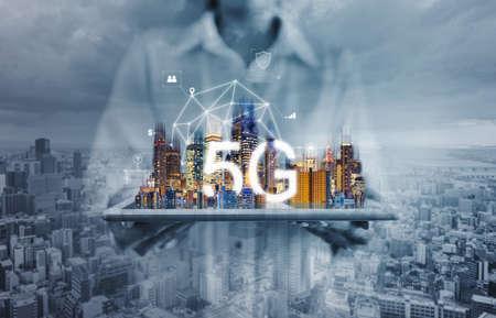 5G internet networking technology