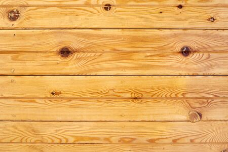 Wooden board texture background. Horizontal wood planks Stock Photo