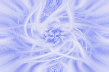 Blue and white funny patterned fantasy background.