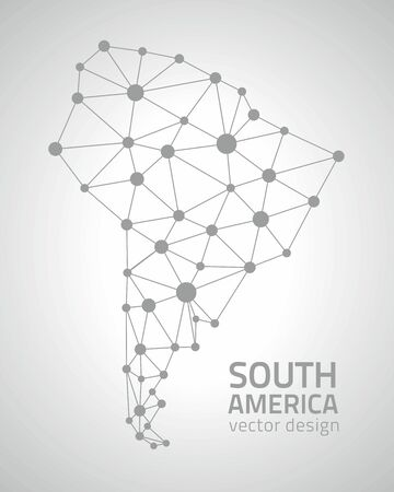 south  america: Sudamerica Vectores