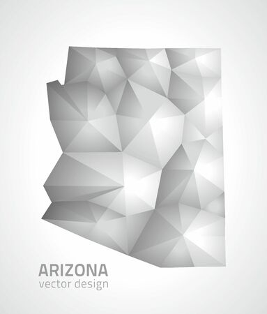 gray: Arizona polygonal gray maps